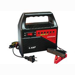 Cargador para baterias secas automático HURRICANE modelo OP-1206S, maxima capacidad de carga= 6 Amperios. uso en baterias de coches electricos, luces de emergencia, proyectos electrónicos, etc.